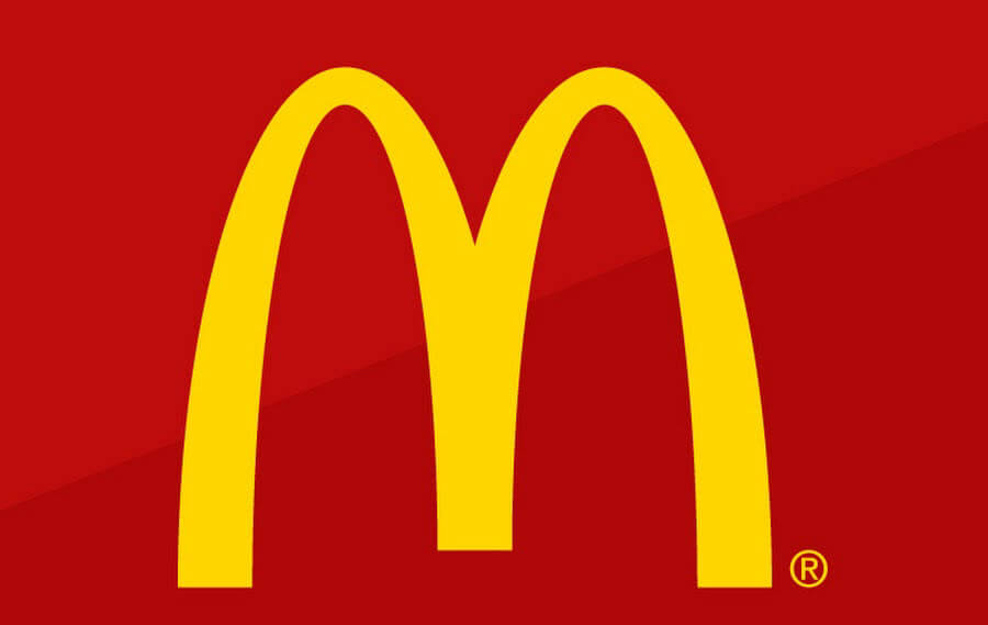 McDonald's Logo Design