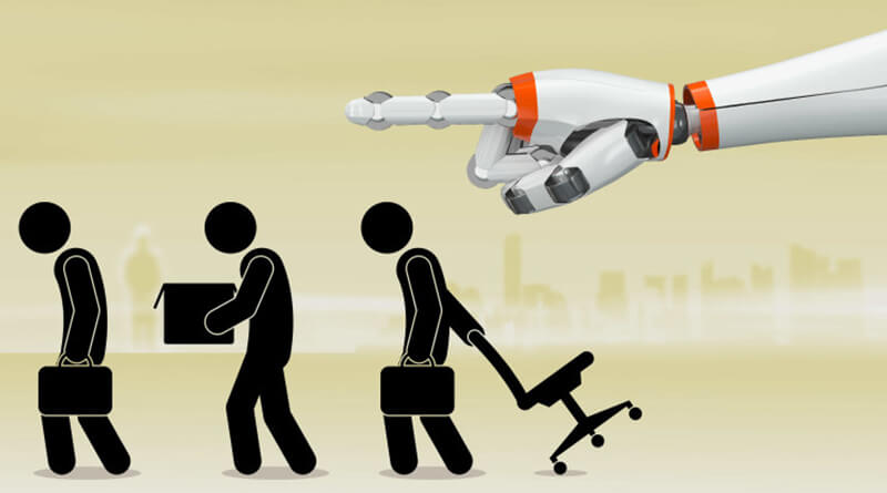 Robotics will change Job Industry