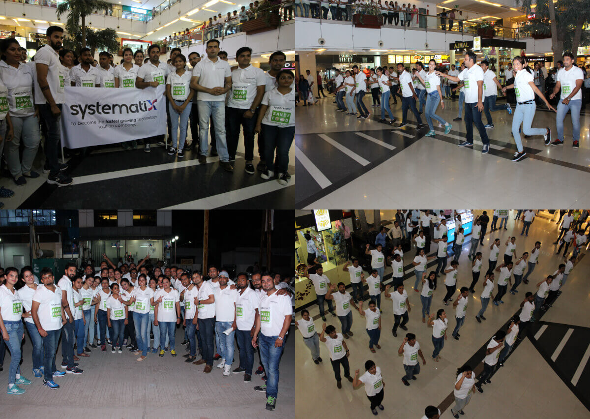 Systematix Flash Mob