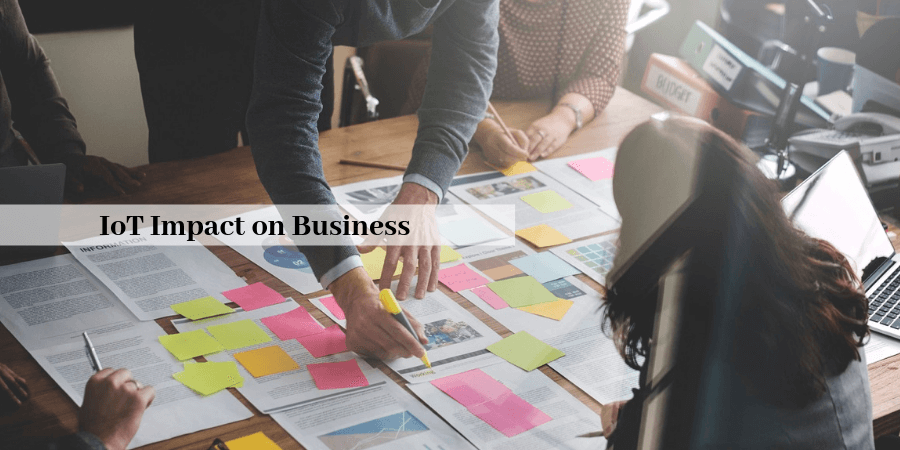 IOT Impact On Business