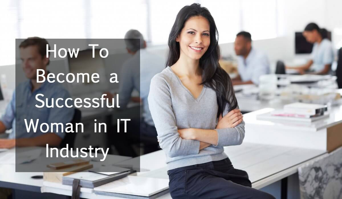 Woman in IT Industry