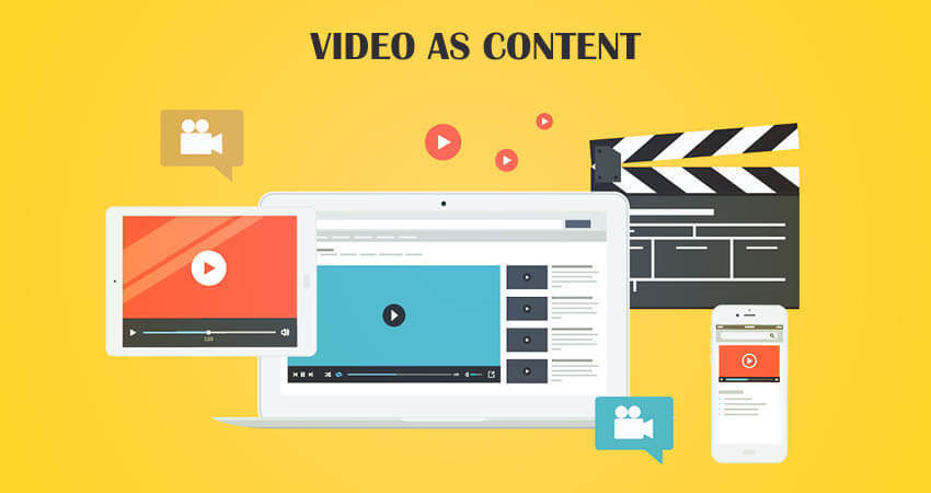 Video as content